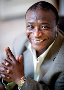 Simon Chilembo, Chief Executive President