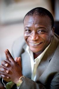 Simon Chilembo, CEO/ President