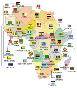 Africa: Flags