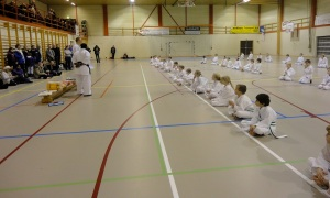 Youngest Karate Kids