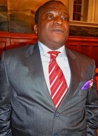 Simon Chilembo, Pres/ CEO, Empire Chilembo