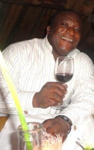 Simon Chilembo, Pres/ CEO, Chilembo Empire