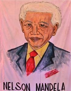 Nelson Mandela, President