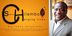 Simon Chilembo, Founder/ President, ©Simon Chilembo, 2015