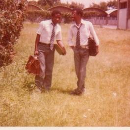 Simon Chilembo, Witness Ndemanga