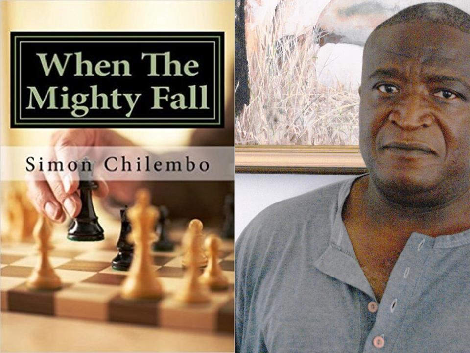 Simon Chilembo, Author
