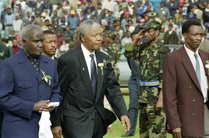 KK-Mandela